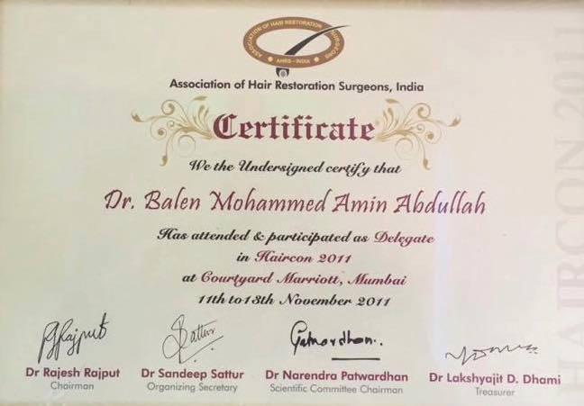 Dr. Balen