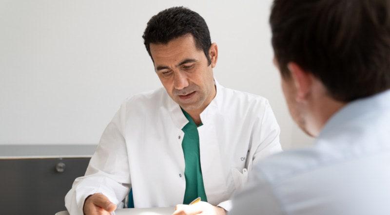 Dr. Balen: Facharzt für Haartransplantation