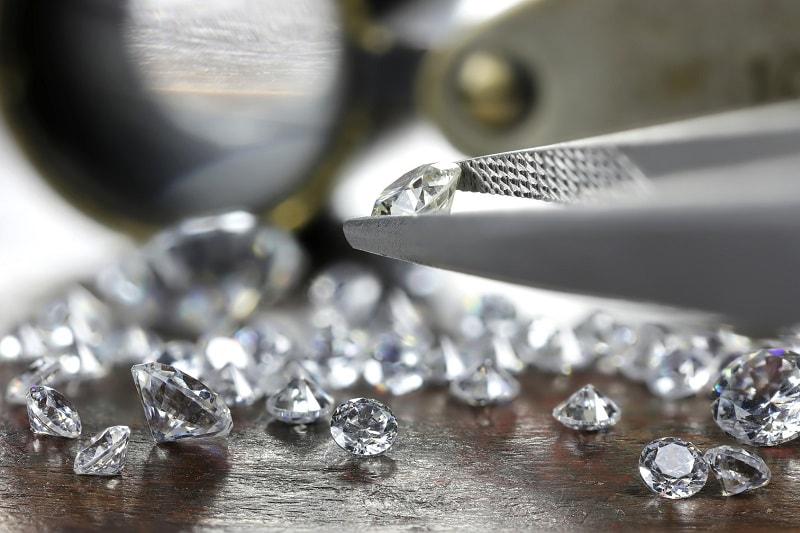 FUE Diamant Technik