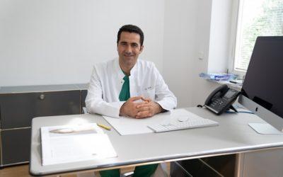 Dr. Balen entwickelt patentiertes Haarentnahmeverfahren bei der FUE Methode