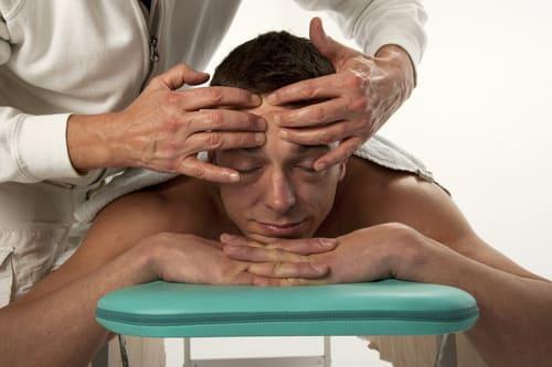 Probleme nach der Haartransplantation- Kopfmassagen