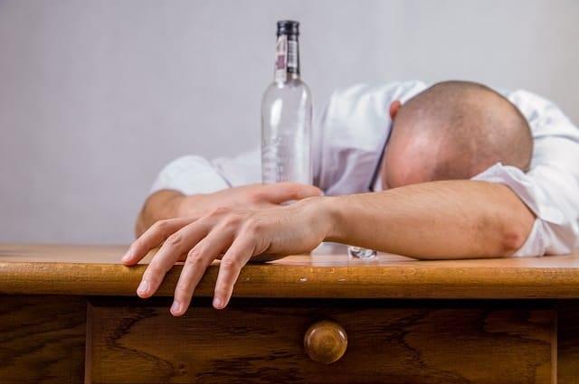 Haartransplantation Alkohol ist Stress für den Körper