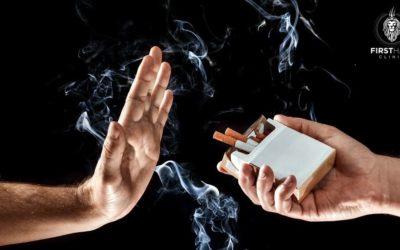 Die Pflege nach der Haartransplantation: ab wann wieder rauchen?