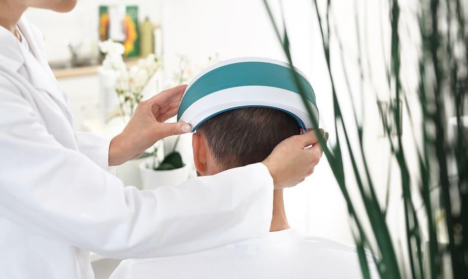 Kann eine Lasertherapie Haarausfall nachhaltig stoppen?