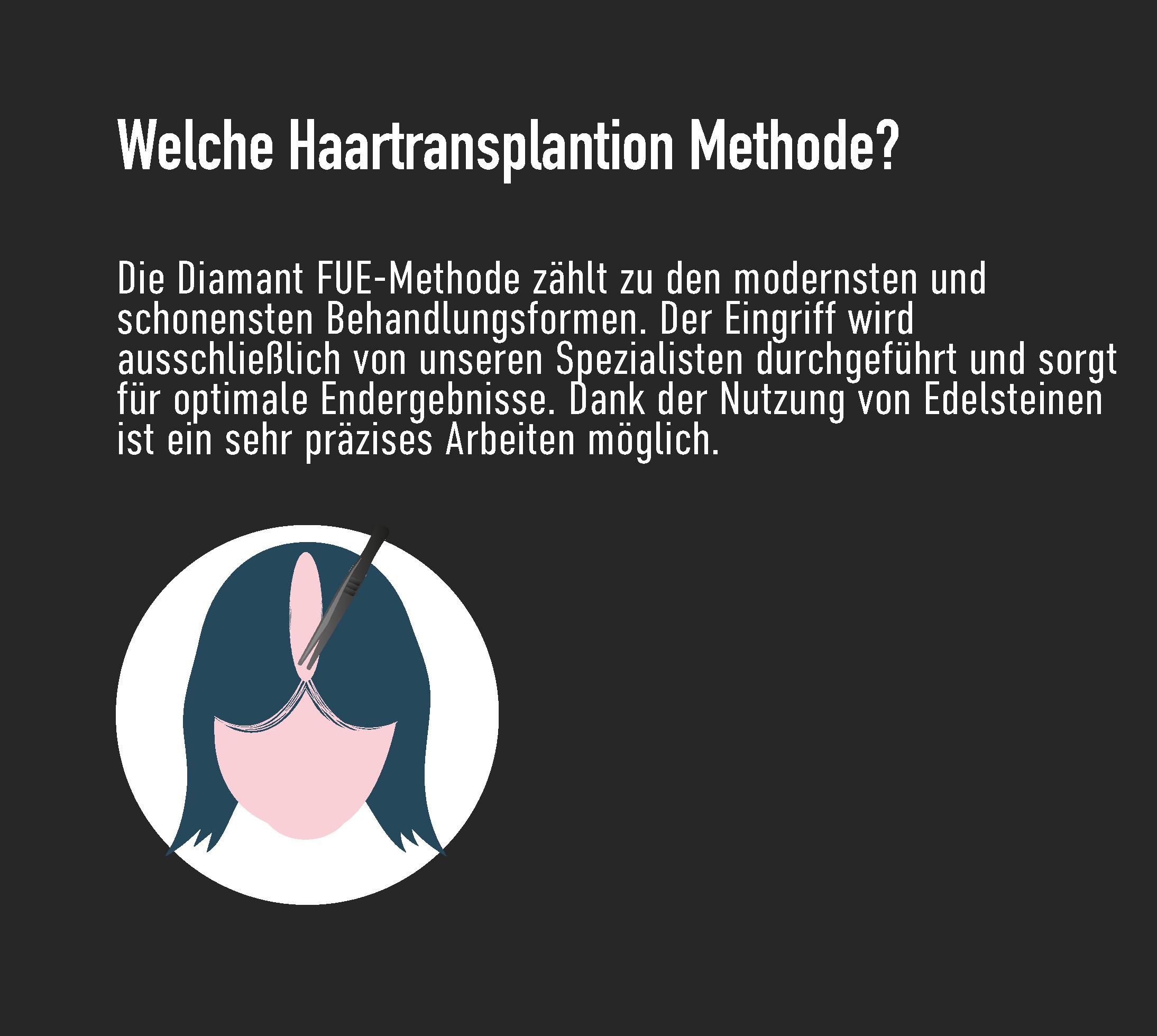 haartransplantation frauen - keine Kopfrasur
