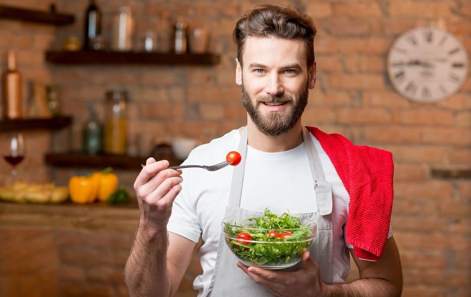Vegane Ernährung für die Haare?