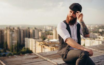 Bartlücken füllen – was macht den Bart dichter?