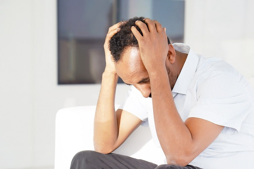 Depression durch Haarausfall? Kein seltenes Problem