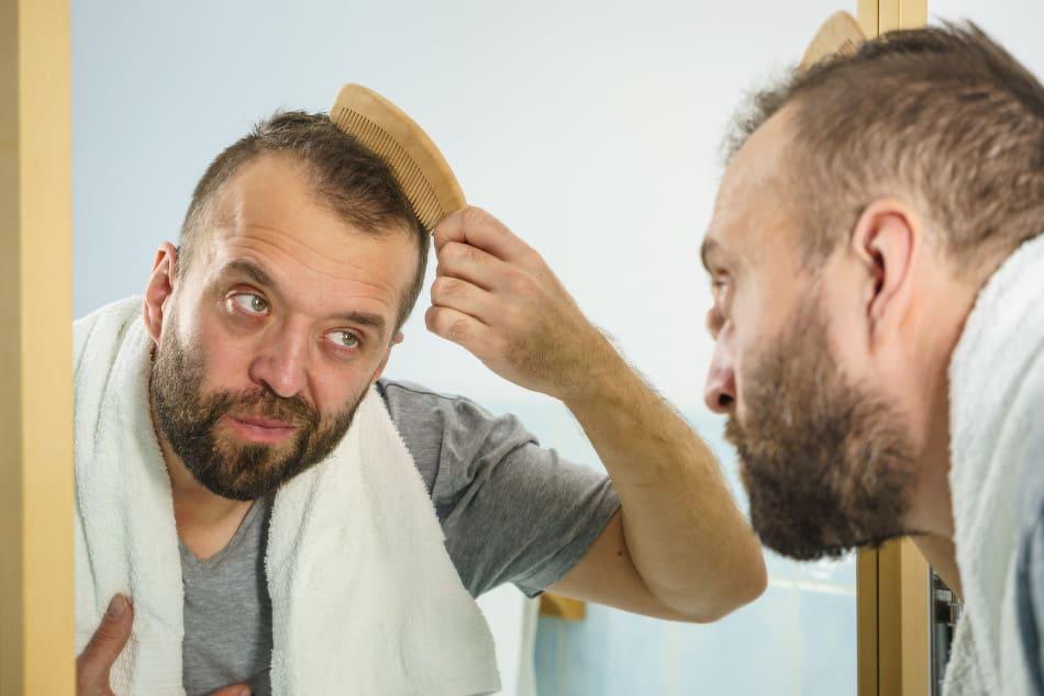 Erste Schritte bei Haarausfall – Alle Maßnahmen im Überblick