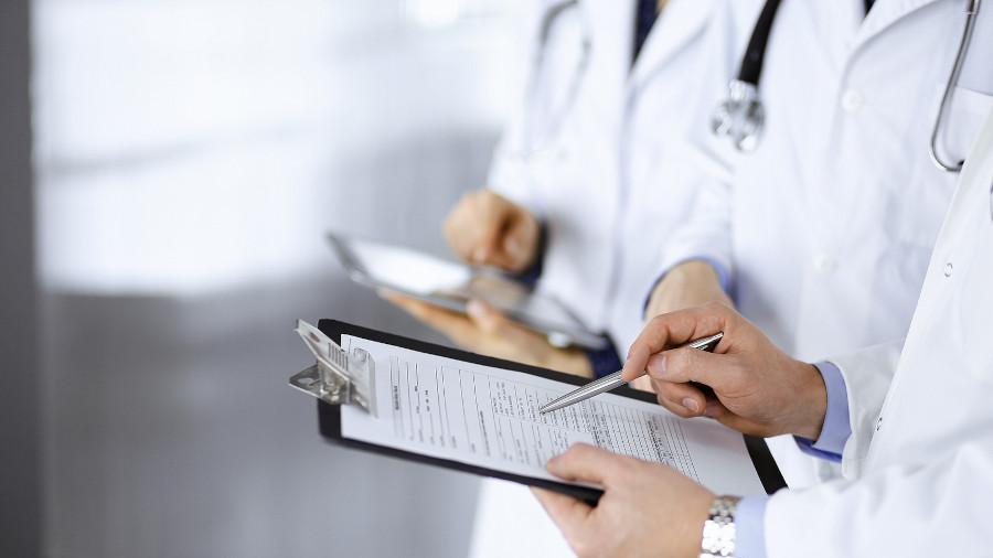 Ärzte vergleichen Datenblatt.