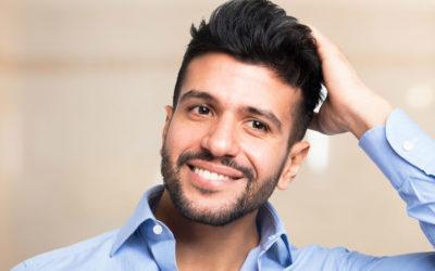 Haarwachstum nach der Haartransplantation